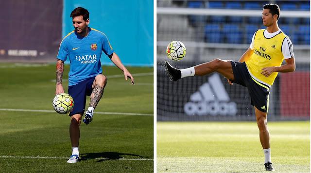 adidas y Nike luchan contra el marketing accidental de Messi y Cristiano