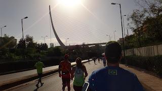 Percurso Maratona de Atenas