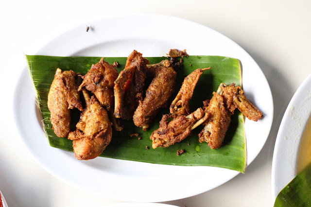 Chicken Wings special ala Bebakaran