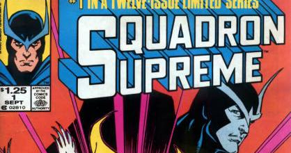 Stealing DC's Thunder: The Squadron Supreme in the MCU
