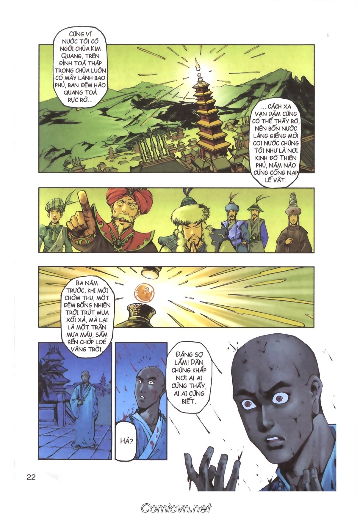 Tây Du Ký màu - Chapter 110 - Pic 20