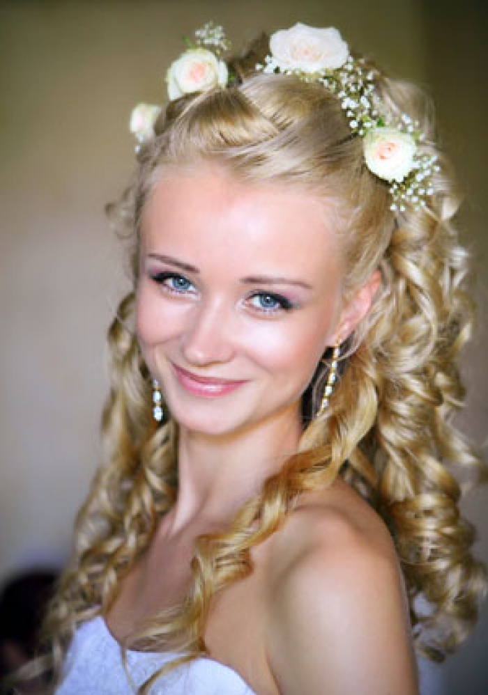 Prom Hairstyles 2012: WEDDING HAIRSTYLES DOWN: BEST FOR