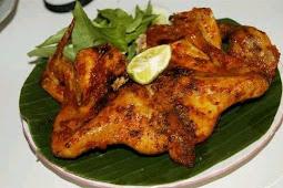 Formula Masakan Ayam Bakar Iloni Nikmat Gurih Ala Gorontalo