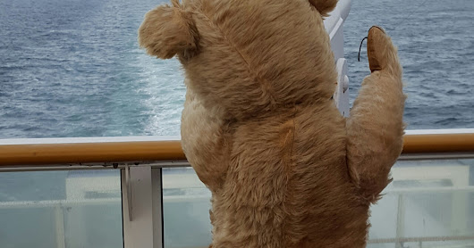 Big Ted discovers his Nautical side.