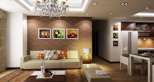 thiết kế căn hộ royal park
