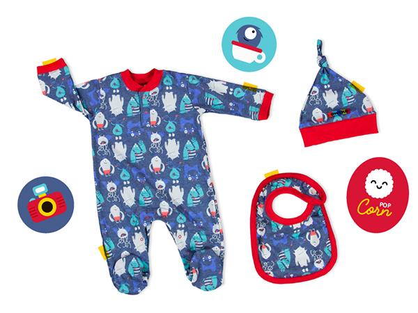 conjuntos de ropa para bebes invierno 2017