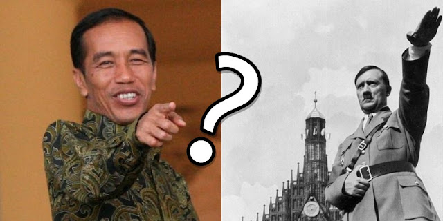 Presiden Jokowi Seperti Diktator. Mitos Atau Fakta ?
