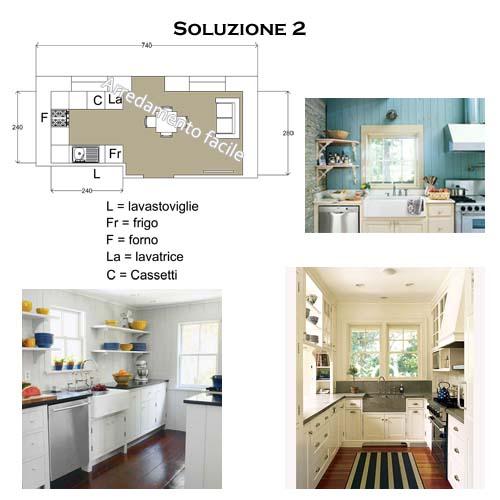 La lavatrice in cucina arredamento facile - Lavatrice cucina ...