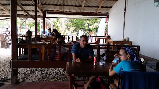 Restaurante de Playa en Koh Phangan