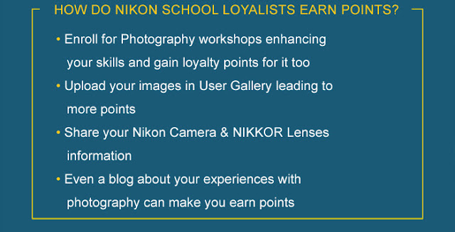 Join Nikon School Loyalty Program