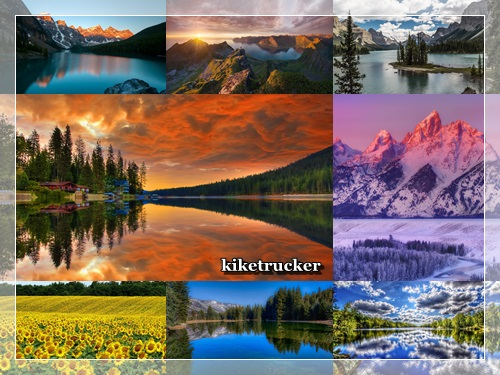 Wallpapers paisajes HD - Pack 40
