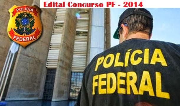 Concurso PF - Polícia Federal
