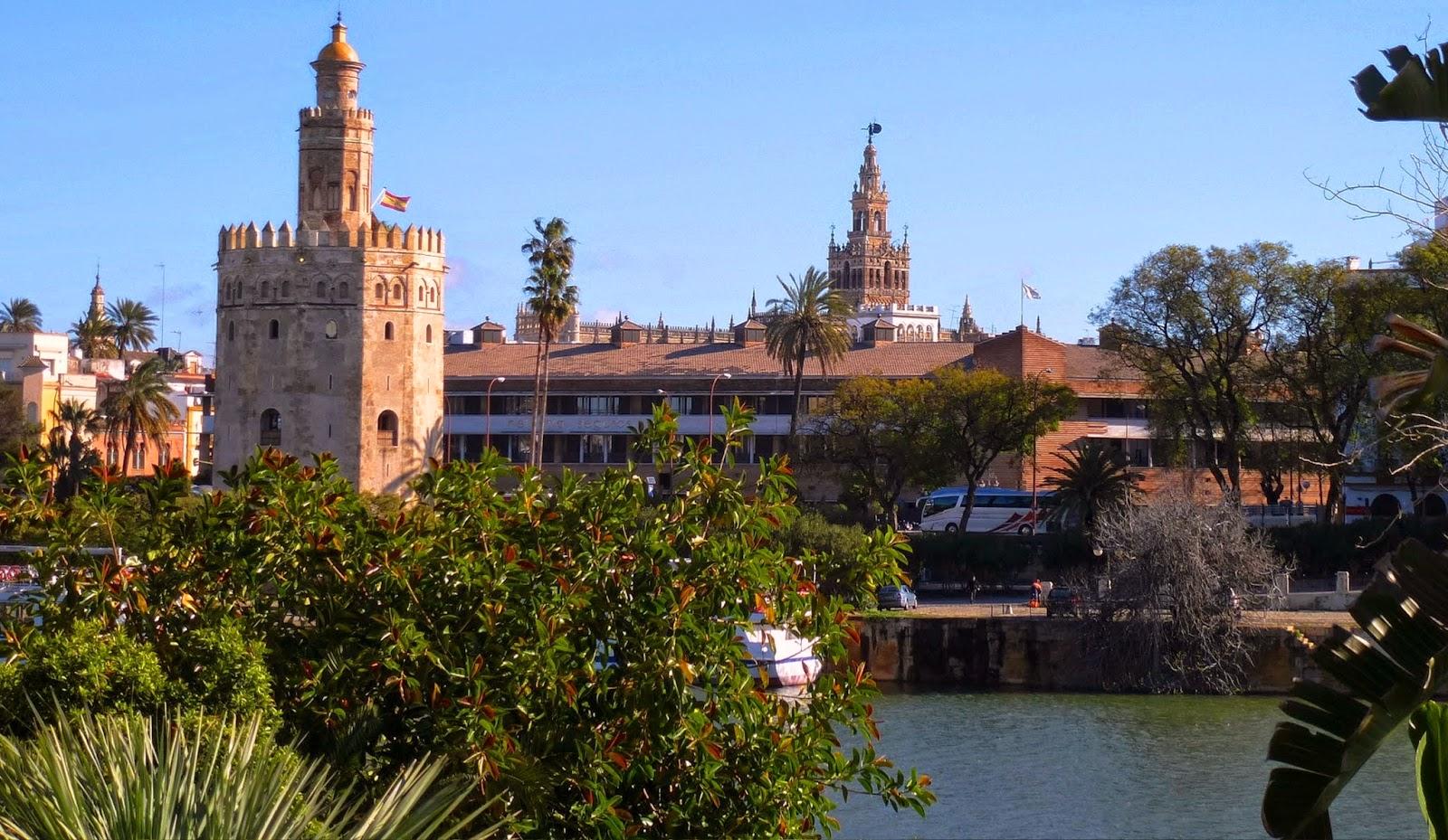 Travel & Adventures: Seville ( Sevilla ). A voyage to ...