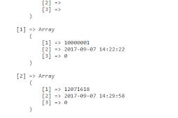 mengambil data absensi dari mesin fingerprint solution x100c dengan PHP SOAP