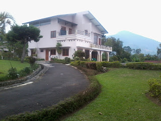 Sewa villa coolibah puncak
