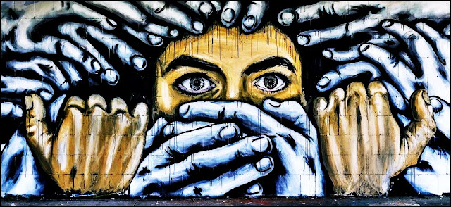 graffiti, Graffitibilder, Graffitikunst, Straßenkunst,