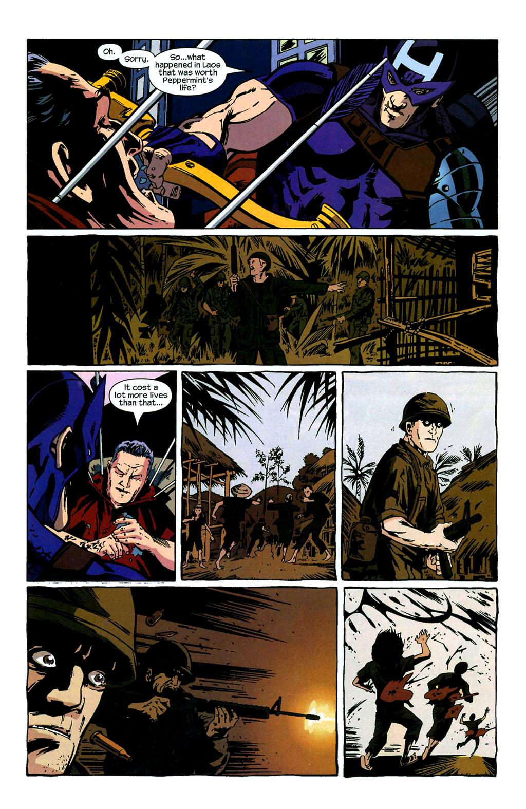 Hawkeye (2003) Issue #4 #4 - English 20