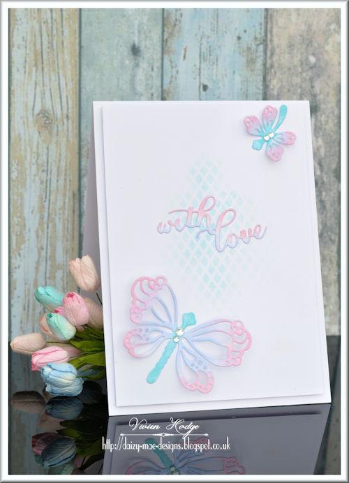 Dragonflies, Pastels, LIM,CAS