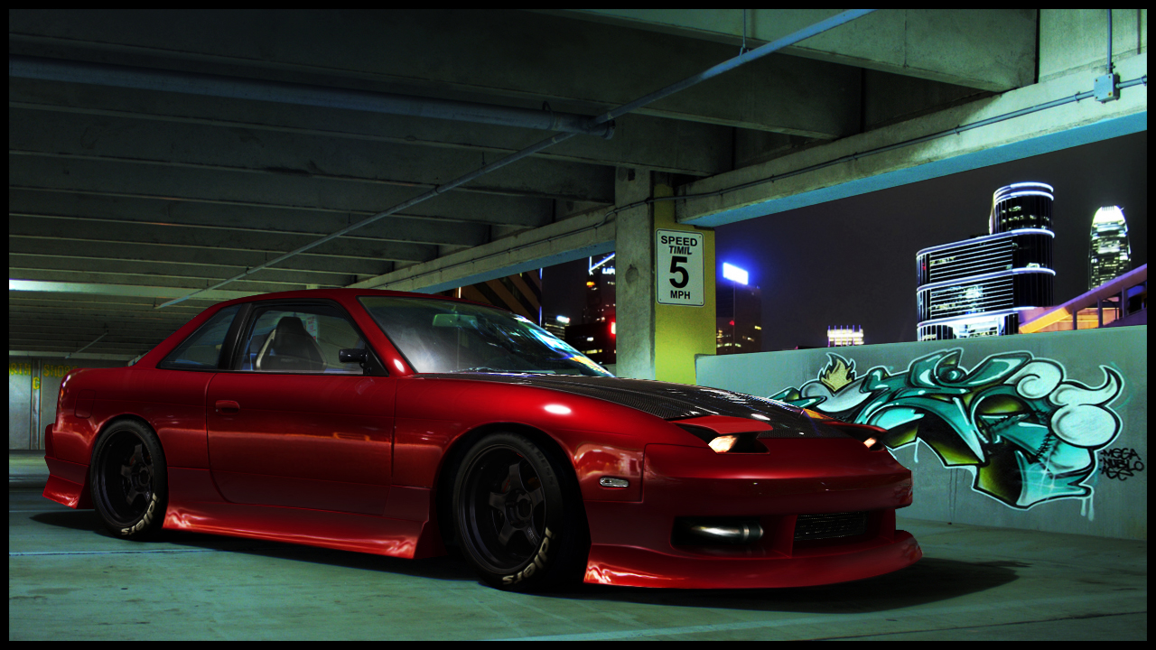 Cars Wallpapers And Pictures: Nissan 240sx Pictures