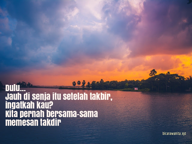 caption-tentang-senja