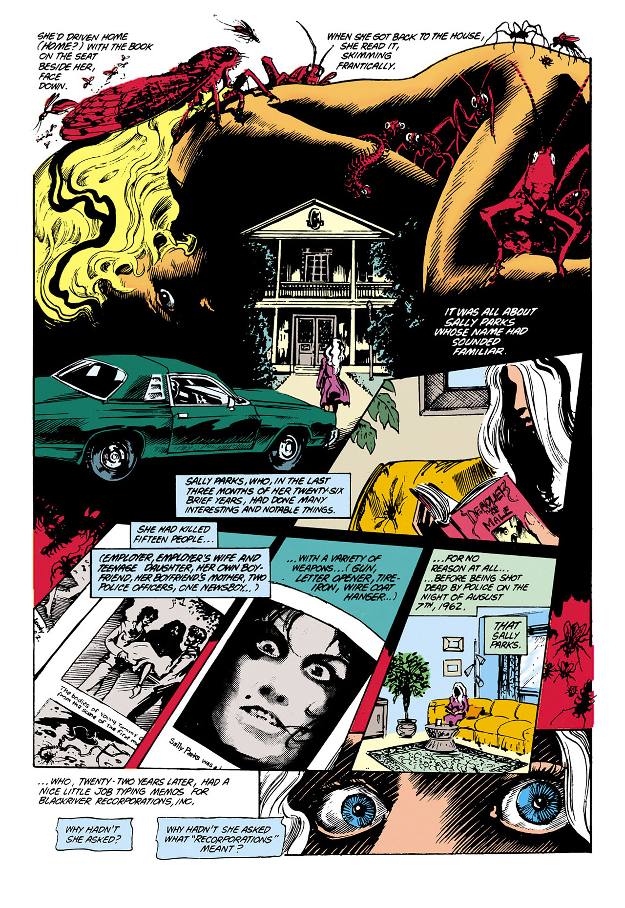Swamp Thing (1982) Issue #29 #37 - English 16