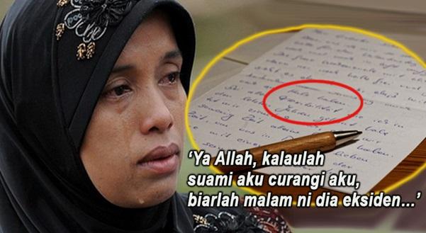 Isteri Syak Suami Curang Nekad Doakan Suami Eksiden, Tapi Apa Yg Berlaku Lepas Tu Sangat MENGEJUTKAN Kita !