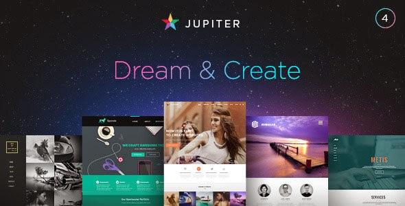 Download Free Jupiter v4.0.9.1 Multi-Purpose Responsive WordPress Theme