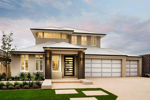 Construindo Minha Casa Clean 30 Fachadas De Casas