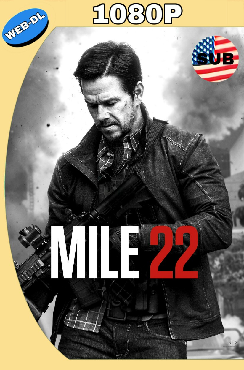 MILLA 22 EL ESCAPE (2018) WEB-DL 1080P SUBTÍTULADO MKV