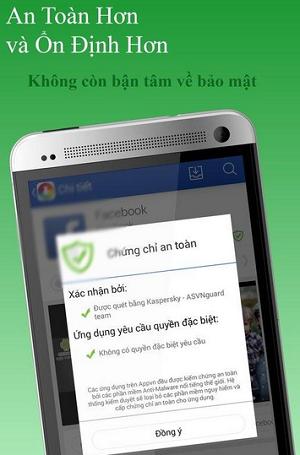 Tải Appvn 4.0 bản cập nhật miễn phí mới nhất về máy Android c