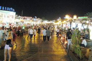 Sharm el-Sheikh Economy and tourism: