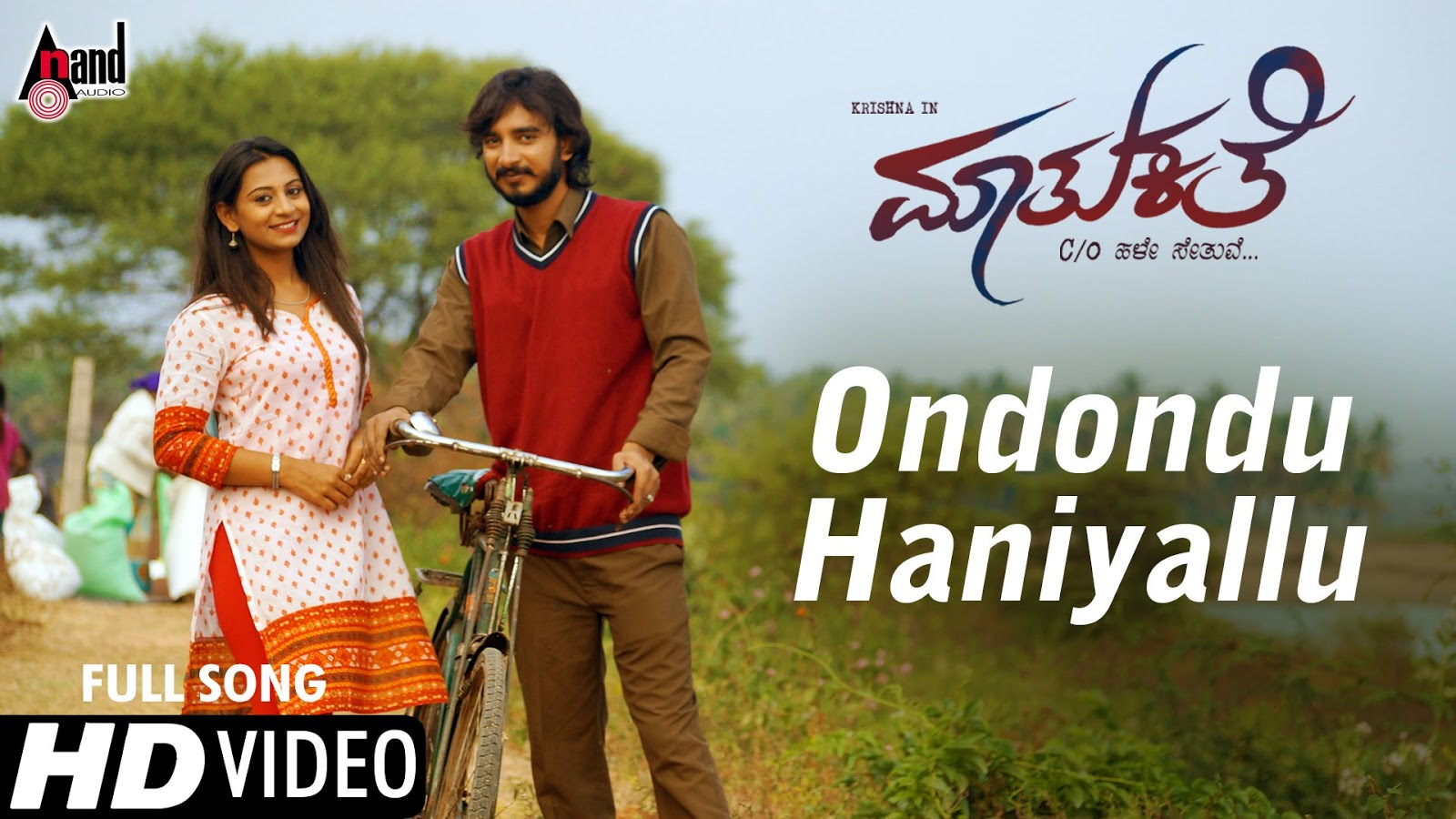 Maathukathe Kannada Ondondu Haniyallu Video Song Download