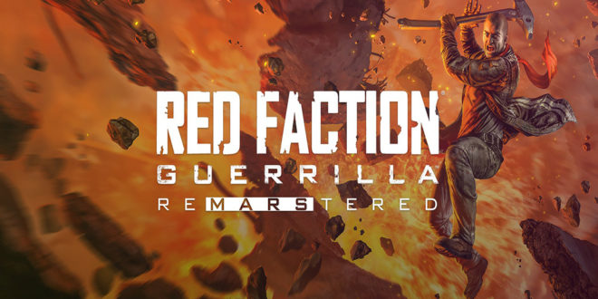 Red Faction Guerrilla Re-Mars-tered Image