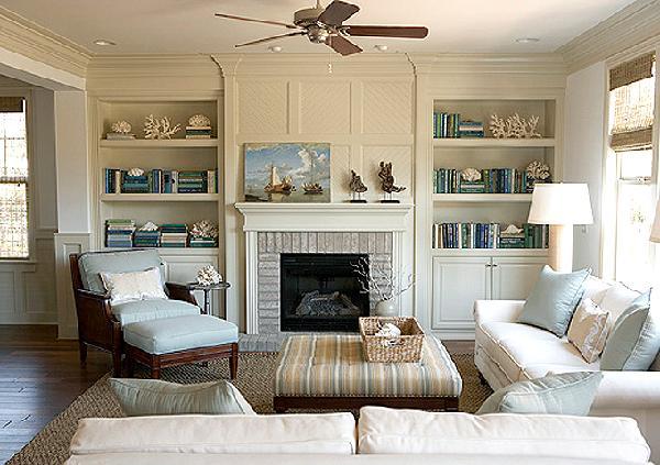 J'adore Decor: Fireplace Alcoves