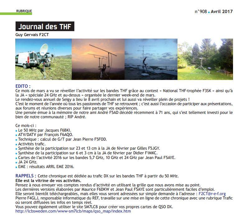 radio-amateur F5IDC : Articles - Le carnet de trafic