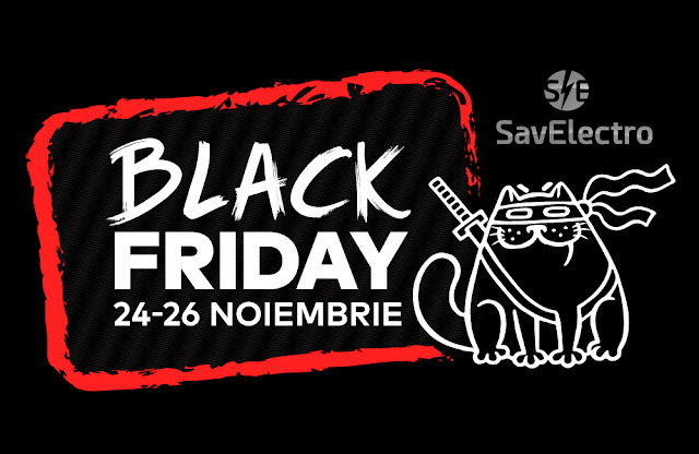 Reduceri de Black Friday la electricele de la Savelectro