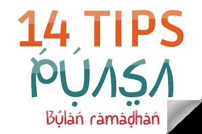 14 Tips Berpuasa di blan ramadhan