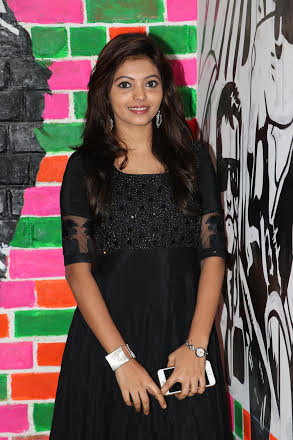Actress Athulya Ravi New Stills