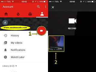Cara Upload Video Smule Ke Youtube