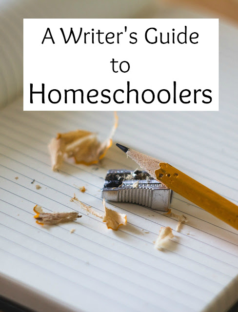A Writer's Guide to Homeschoolers