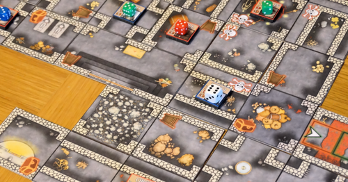 Print And Play Board Games Dungeon War