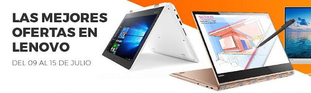 Las mejores ofertas en Lenovo de PcComponentes