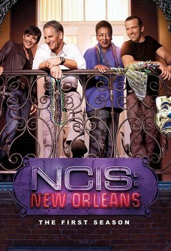 NCIS: New Orleans Season 1 ตอน 1-24 จบ (พากย์ไทย)