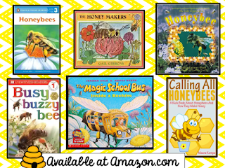 Books about Bees at Amazon