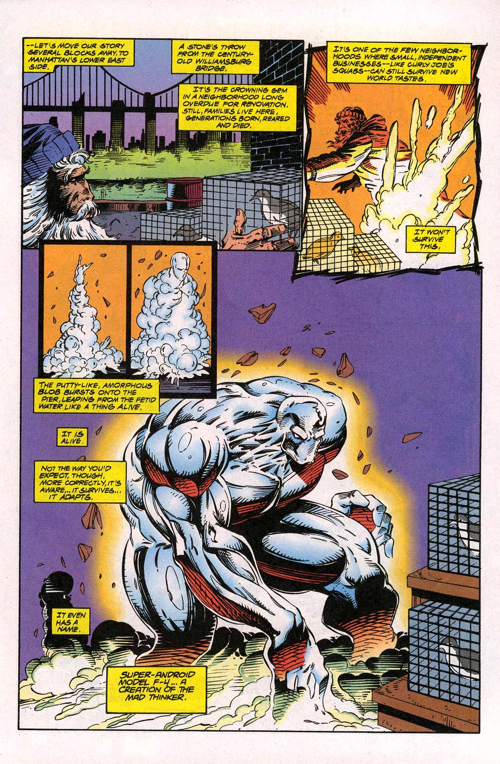 Avengers Unplugged issue 3 - Page 4