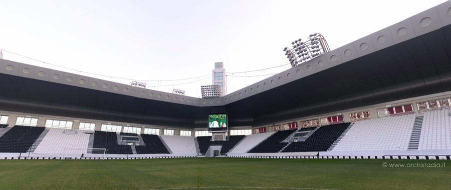 jassim bin hamad stadium doha qatar supercoppa italiana