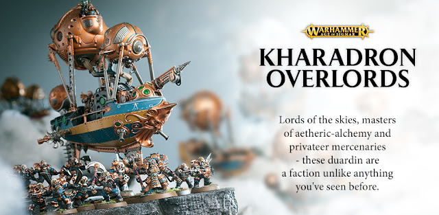 Element Games: New Age of Sigmar The Kharadron Overlords