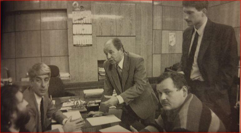 el ovni de Voronezh fue investigado por Jacques Vallee