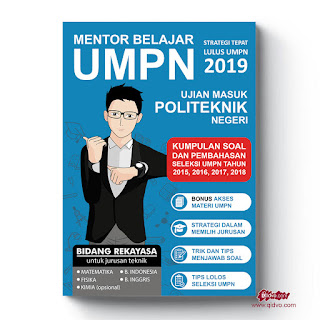 Download Soal UMPN Rekayasa dan Pembahasannya | UMPN 2019