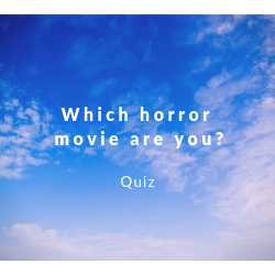Fun Horror Quiz